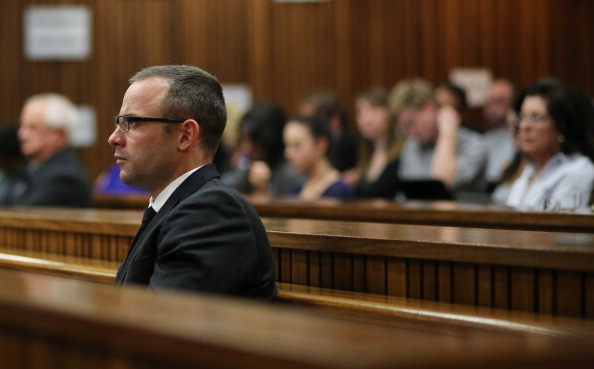 Oscar Pistorius has had an anxiety disorder since childhood, according to psychiatrist Merryll Vorster ©AFP/Getty Images