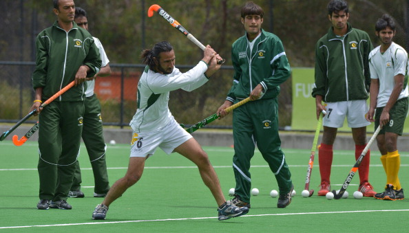 Pakistan's hockey players could miss this year's Youth Olympic and Asian Games ©AFP/Getty Images
