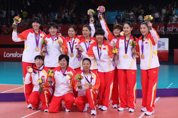 Paralympic champions China will be among the favourites to take the women's title as the top 12 sitting volleyball teams gather in Poland to battle for world supremacy ©Getty Images