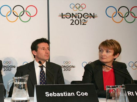 Sebastian Coe and Tessa Jowell, who both played vital roles in London's successful bid to host the 2012 Olympics and Paralympics, will be part of an IOC working group on bidding ©Getty Images