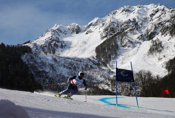 Sixty-five per cent of those interviewed in the study said Sochi 2014 helped change society's attitude towards people with impairment ©Sochi 2014