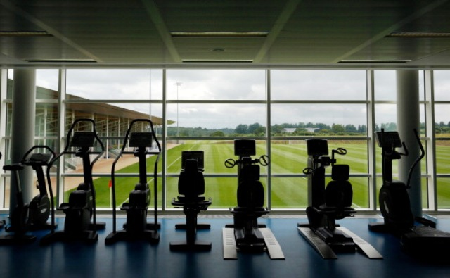 Team England athletes will use facilities at St Georges Park to continue their preparations for Glasgow 2014 ©Getty Images