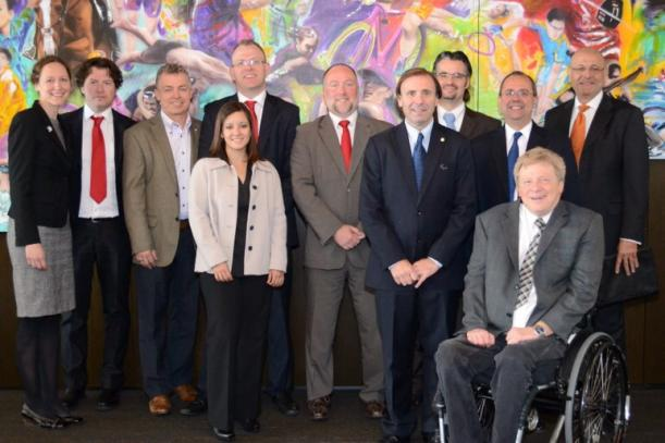 The Toronto 2015 Parapan American Games received a huge vote of confidence ©Toronto 2015