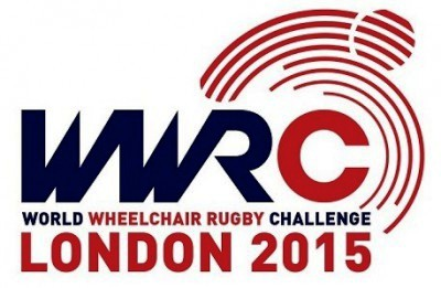 The 2015 World Wheelchair Rugby Challenge will take place at the Copper Box Arena in London ©IWRF