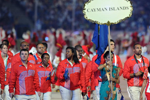 The Cayman Islands is sending a 28-strong delegation to the 2014 Commonwealth Games in Glasgow ©Getty Images