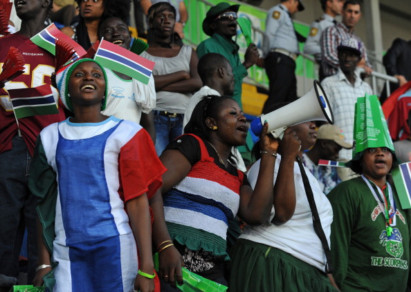 The Gambia Football Federation has appealled its two-year international ban ©FIFA/Getty Images