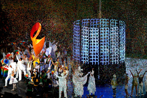 The IPC insist Rio 2016 can still be as successful as London 2012, 20 months after the Paralympic Flag was passed from one to the other at the Closing Ceremony ©Getty Images
