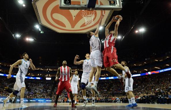 The Palacio de Deportes de la Comunidad de Madrid in Madrid has been named the host of the 2015 Euroleague Final Four ©Getty Images