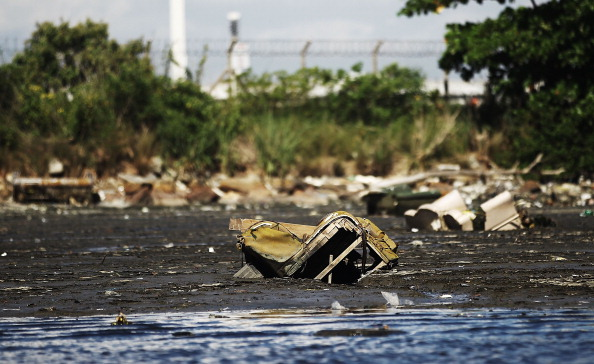The State Government insist their plans for tackling pollution in Rio have not changed ©Getty Images