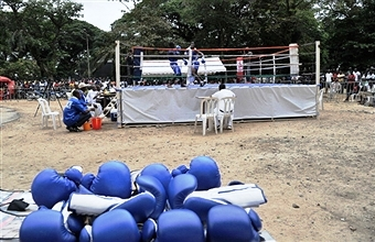 The Ugandan Boxing Federation has called for financial support to help send athletes to Glasgow 2014 ©AFP/Getty Images