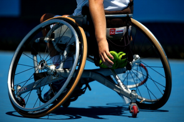 The World Team Cup wheelchair tennis tournament is set to get underway in the Nethelands tomorrow ©Getty Images