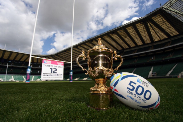 The blow comes at the beginning of the ticket selling process for England 2015, after the 500 days to go deadline was passed last week ©Getty Images