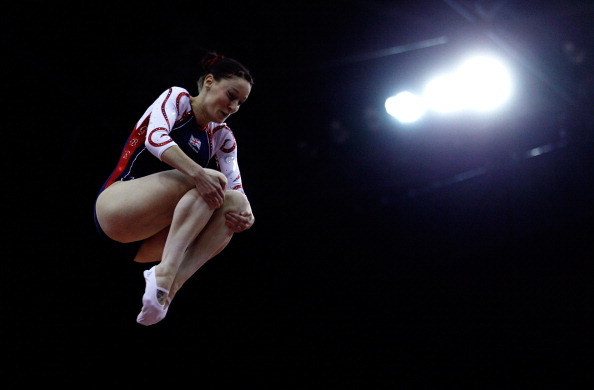 The first quota places have been released for Baku 2014 in aerobic and trampoline gymnastics events, where Britains Kat Driscoll will be among the favourites ©Getty Images