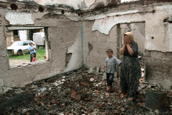 The legacy of the war still profoundly affects Kosovo 15 years later ©AFP/Getty Images