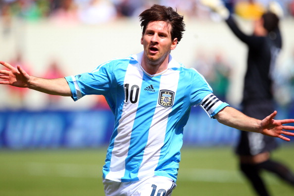 The likes of Lionel Messi could feature on US soil at the Copa America in 2016 ©Getty Images