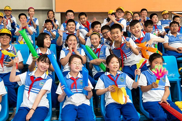 The second part of the Judo Educational Journey Through China has been launched in Beijing ©IJF