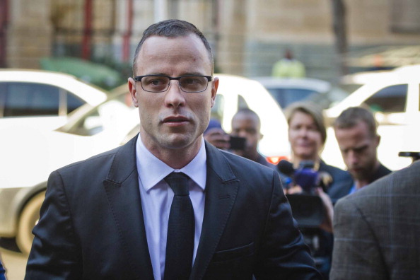 The trial of Paralympian Oscar Pistorius continued today following a two-week break for Easter ©Foto24/Gallo Images/Getty Images