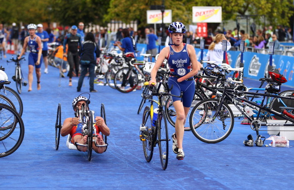 The world's best Para-triathletes will travel to London this weekend as the ITU World Series event gets underway in Hyde Park ©Getty Images
