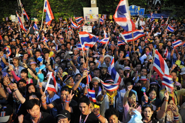 There have been protests throughout Thailand in recent months but Phuket has been less affected than other areas ©Getty Images