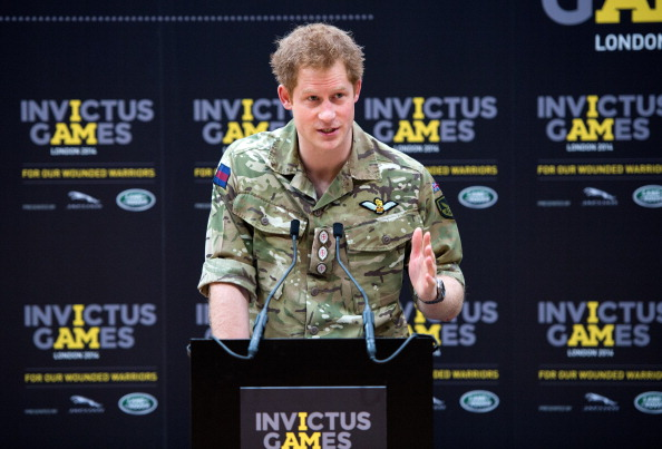 Tickets for Prince Harry's Invictus Games will go on sale on Friday ©Getty Images