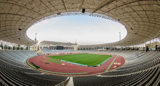 With a capacity of 31,200 it is the largest Stadium in the country, until the completion of the Baku Olympic Stadium in 2015.