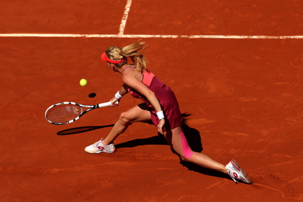 Top seeds have made their way safely through to the second round as day one of the 2014 French Open comes to a close ©Getty Images