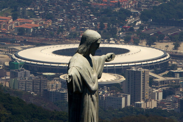 Tourist spending could exceed $3 billion during the World Cup, but that accounts for just over 0.1 per cent of Brazil's gross domestic product ©Getty Images