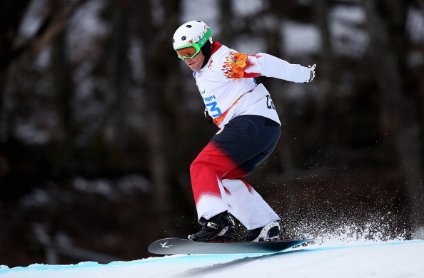 Canada's Tyler Mosher has announced his retirement after helping get snowboarding on the Paralympic programme ©Getty Images