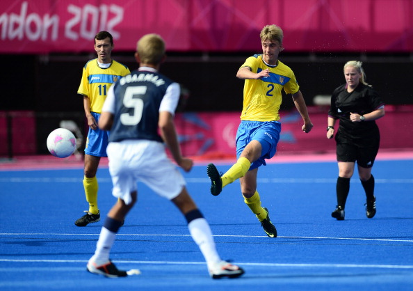 Ukraine's pedigree is well known, having won silver at the London 2012 Paralympic Games ©Getty Images