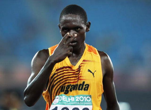 While boxing is Uganda's most successful sport at the Commonwealth Games Moses, Kipsiro was the last Ugandan to take gold when he won the 5,000m and 10,000m double at Delhi 2010 ©Getty Images