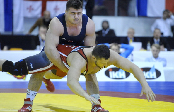 Wrestling is one sport where the quota places will be confirmed soon ©AFP/Getty Images