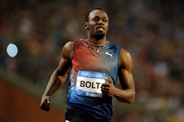 Usain Bolt is not among the Jamaican athletes who have gathered in The Bahamas to take part in the inaugural IAAF World Relays event ©Getty Images