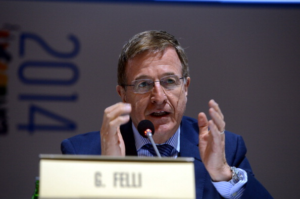 A time table for work has been developed after IOC Executive Director Gilbert Felli's visit to Rio to assess progress ©Getty Images