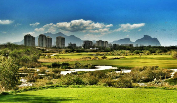 Environmental concerns have been raised about construction of the golf course being built for Rio 2016 ©Getty Images