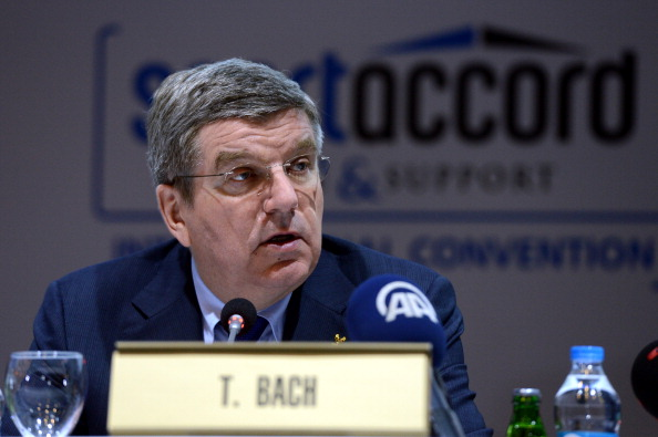IOC President Thomas Bach is to visit Oslo amid mounting oppotiion to the city's planned bid for the 2022 Winter Olympics and Paralympic ©Anadolu Agency/Getty Images