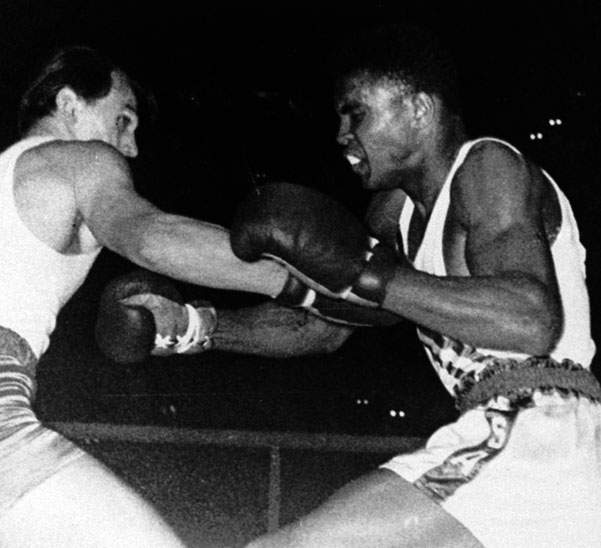 Zbigniew Pietrzykowski, beaten in the final of the light heavyweight division at the 1960 Olympics in Rome, has died at the age of 79 ©Hulton Archive/Getty Images
