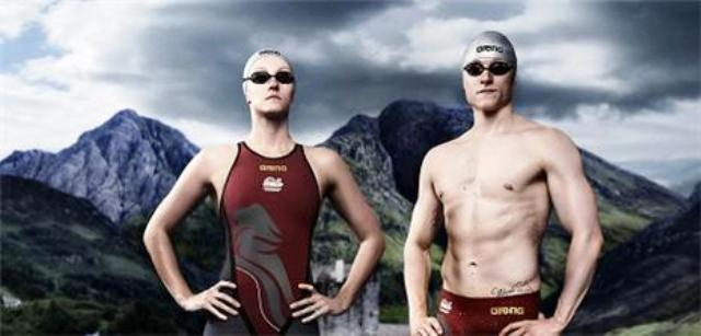 Arena have worked with Kukri and Team England athletes to produce the swimming and dive wear for Glasgow 2014 ©CGE