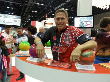 United States bowler Chris Barnes believes bowling has all the assets, but needs a louder voice ©insidethegames.biz