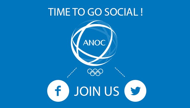 ANOC has launched a number of new digital platforms as part of its modernisation drive ©ANOC