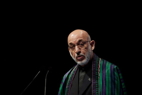 Afghanistan President Hamid Karzai has declared the NOC financially independent in what has been heralded as a historic decision ©Getty Images