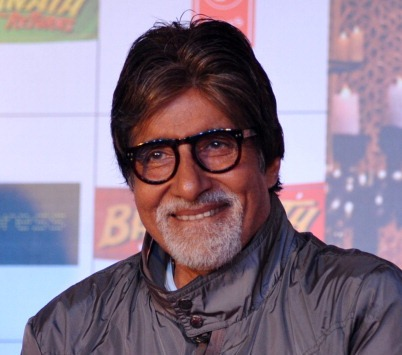 Amitabh Bachchan is sponsoring two shooting athletes ©AFP/Getty Images