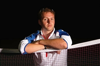 Anthony Clark has been announced as the latest Badminton England ambassador ©Getty Images
