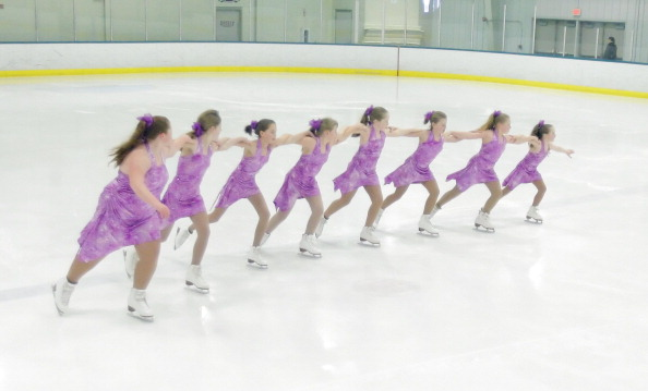 Around 40 teams and more than 800 skaters are expected to take to the ice at the Pavillon de la Jeunesse in Charlesbourg next year ©Getty Images