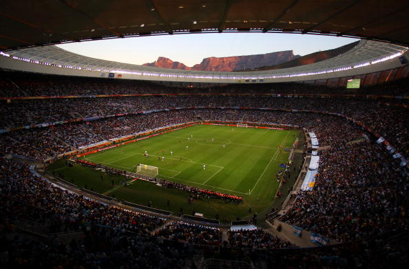 At least five games were victim of match fixing prior to the 2010 FIFA World Cup, according to a FIFA report ©Getty Images