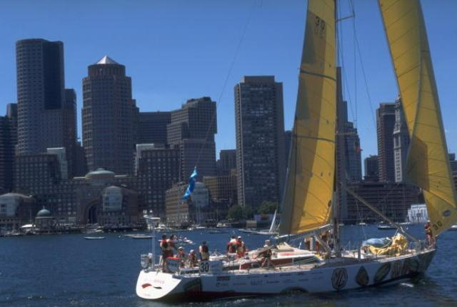 Boston has been shortlisted by USOC as a potential bidder for the 2024 Olympic and Paralympic Games ©Getty Images
