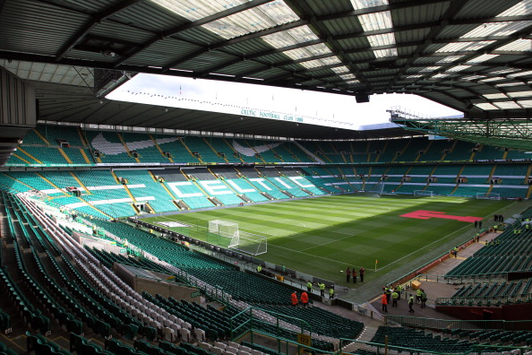 Celtic Park will host the Opening Ceremony of Glasgow 2014 on July 23, but there could be empty seats in the stadium ©Getty Images
