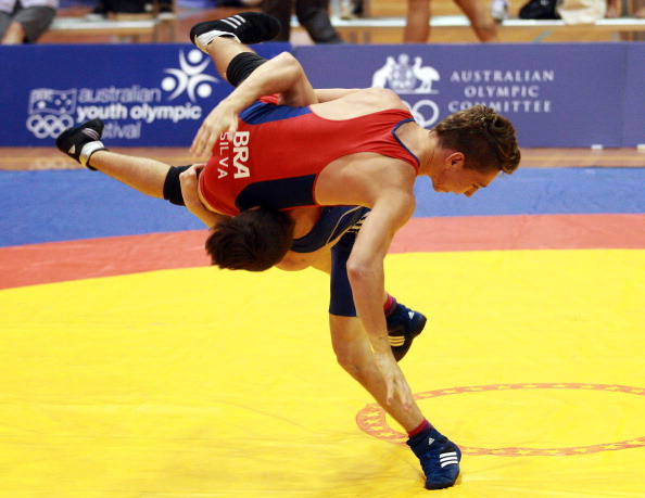 Commonwealth Games England has announced the Team England wrestling squad for Glasgow 2014 ©Getty Images