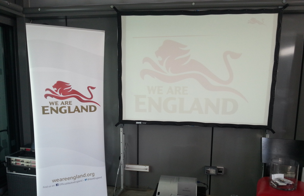"""Commonwealth Games England has highlighted the concept of """"Englishness"""" as it looks ahead to Glasgow 2014 ©ITG"""