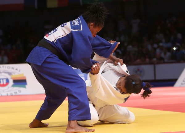Cuba have taken an early lead at the Havana Judo Grand Prix as action gets underway inside the City Sport Coliseum ©IJF