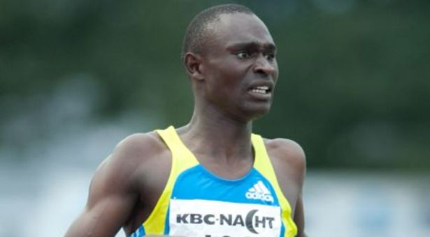 Kenya's world 800m record holder David Rudisha, still seeking full fitness after returning from a knee injury, has been given wild card entry by Kenya to the Glasgow 2014 Games ©Getty Images